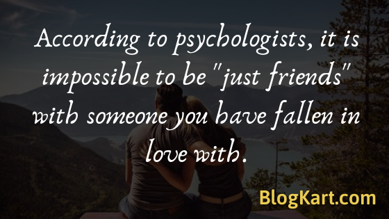 psychologists says just friends is romantic attraction