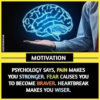 Psychology facts about life