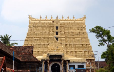 richest temple in the world in kerala india