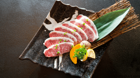 Japanese wagyu steaks the expensive foods in the world