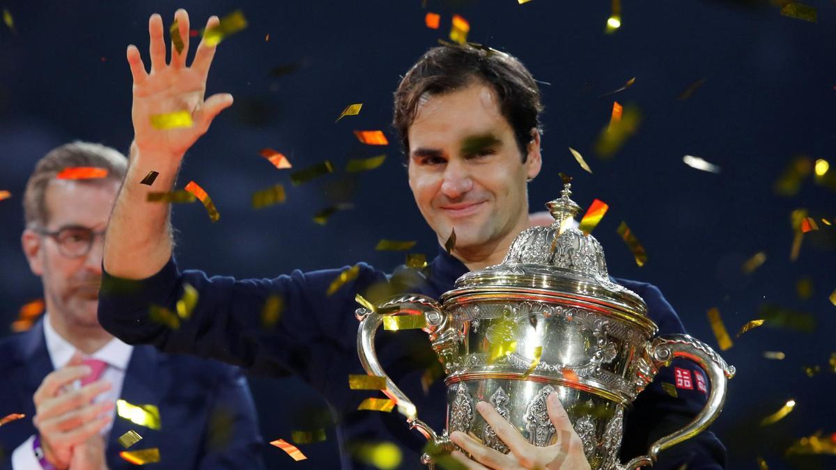 Best tennis player of all time roger federer