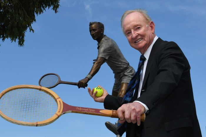 best tennis players of all time rod laver