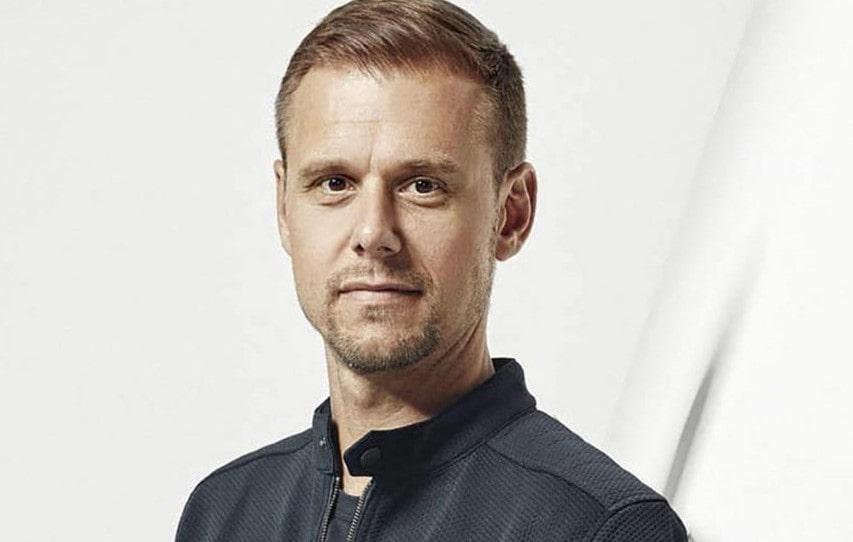 Armin van Buuren best trance dj in the world