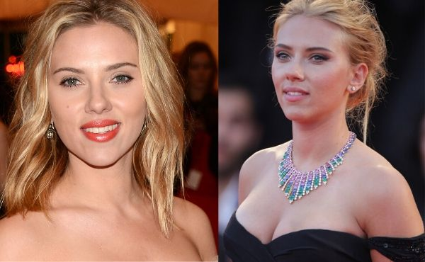 Scarlett Johansson top hollywood actress