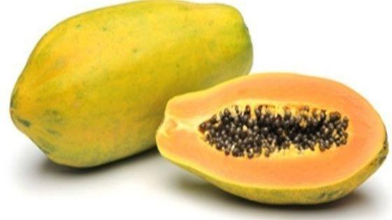 papaya improve eyesights